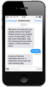mobile health text messaging